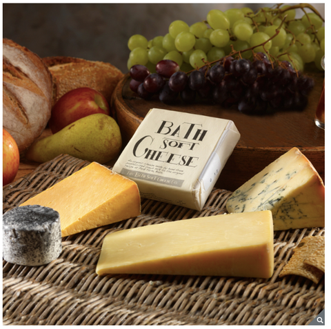 English Cheese Selection (Serves 8-10 people)