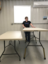 wine tasting tables, high desks, crafter tables