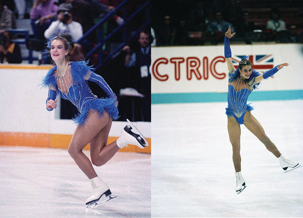 Katarina Witt 1988 Winter Olympic Games