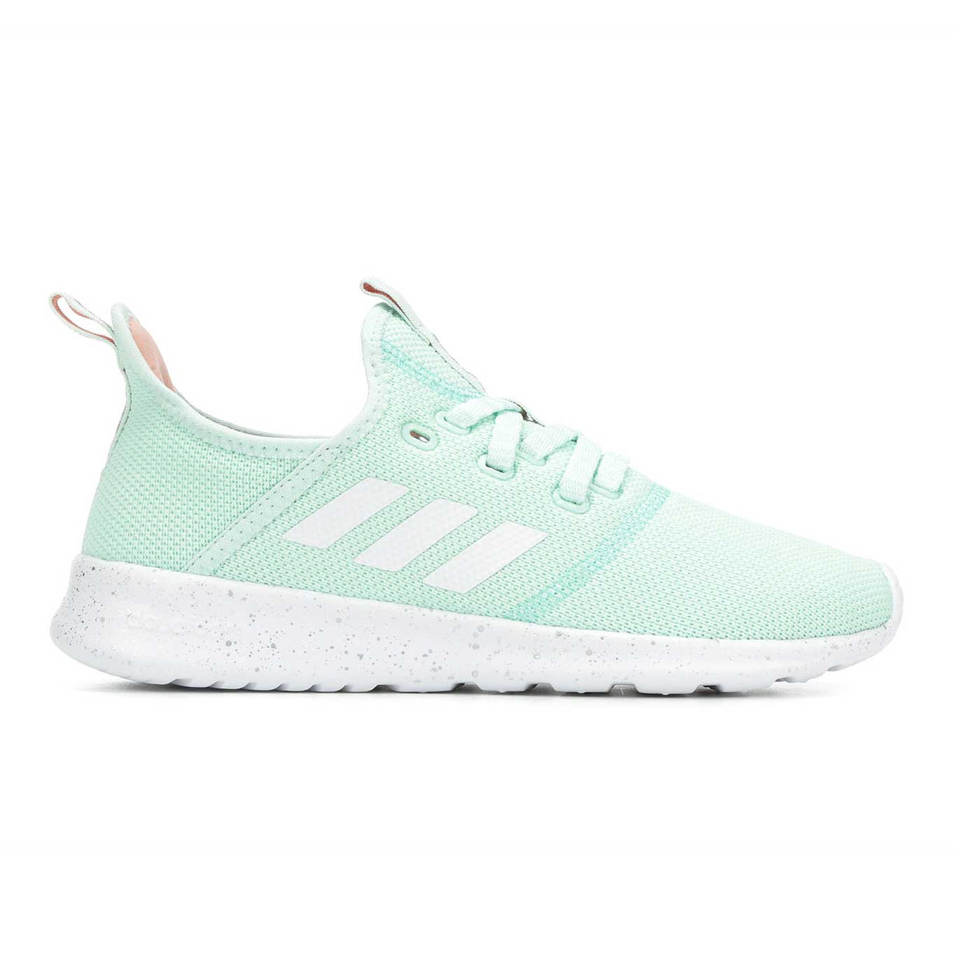 Adidas Womens Cloudfoam - Ice Mint/White
