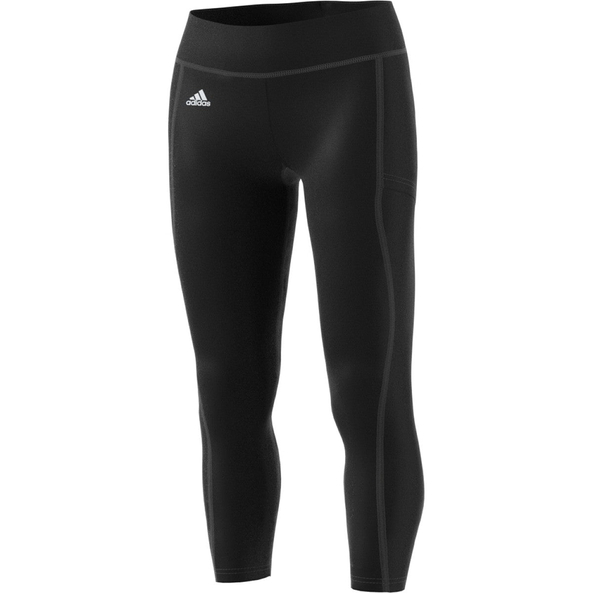 Adidas Womens Club Tight   Black