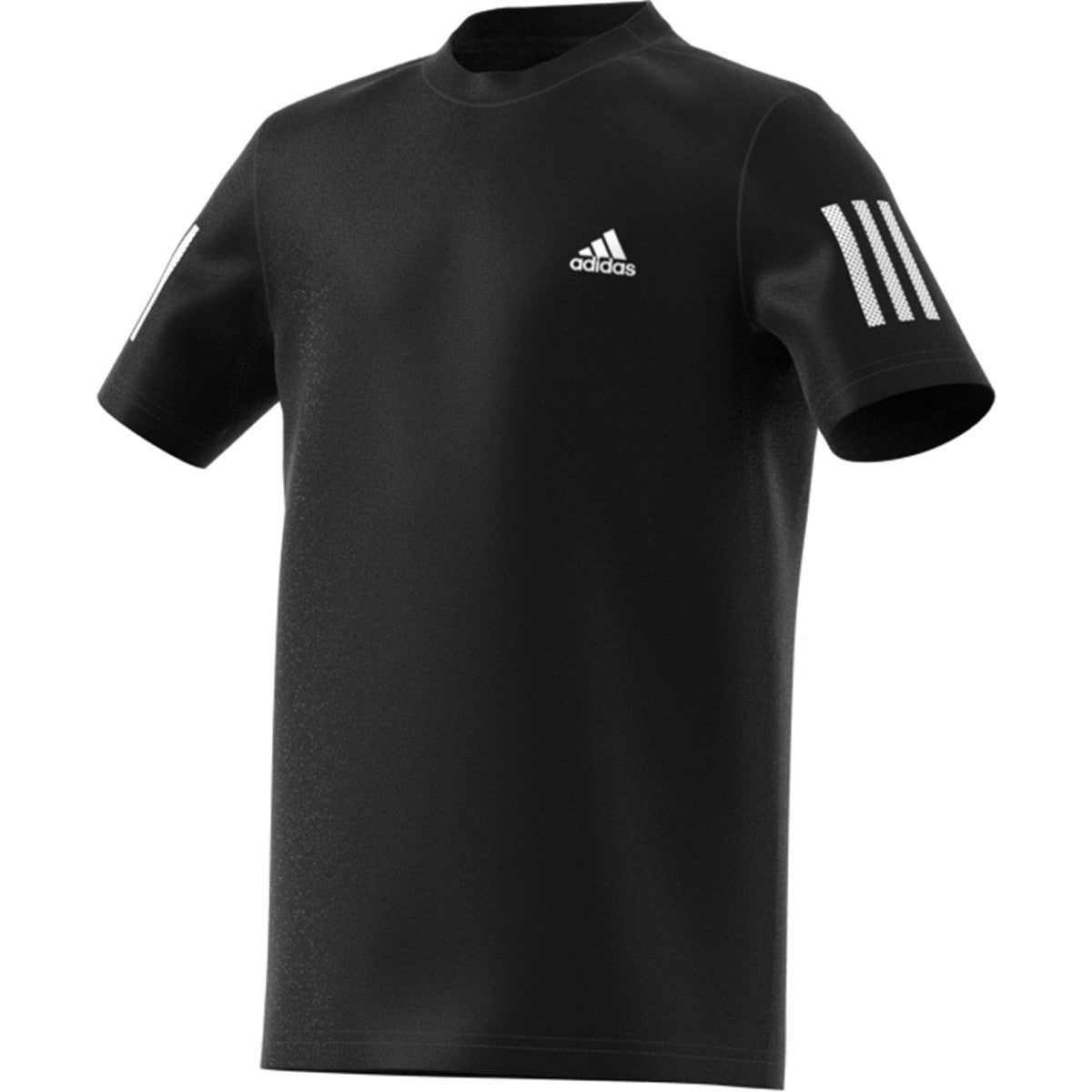 Adidas Fall Club 3STR Tee    Black/White