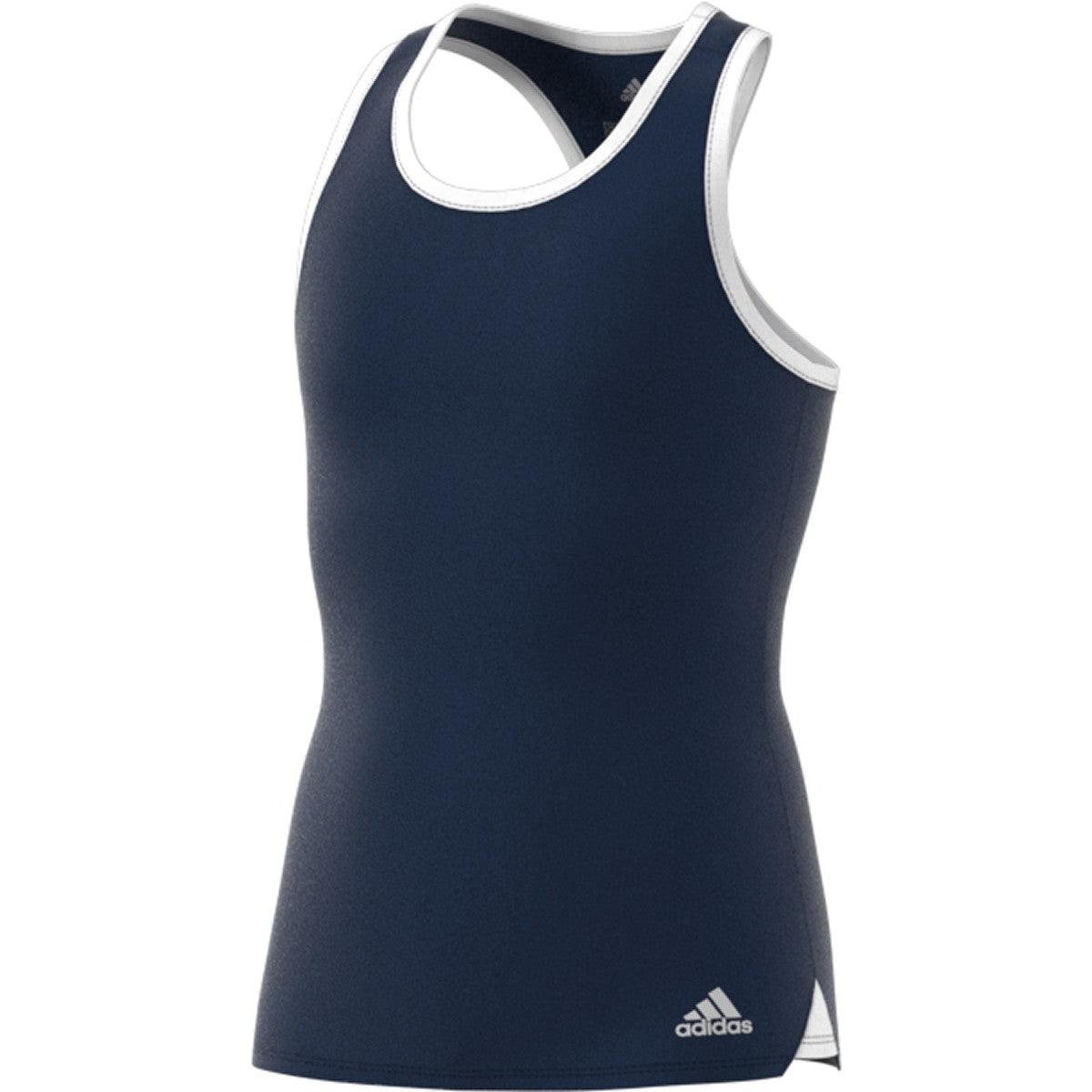 Adidas Girls Fall Tank    Collegiate Navy