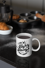 Load image into Gallery viewer, I Like Big Books and I Cannot Lie - Funny Book Lover Coffee Mug