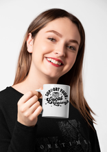 Load image into Gallery viewer, Support Your Local Library - Funny Book Lover Coffee Mug