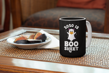 Load image into Gallery viewer, 2020 is Boo Sheet Funny Halloween Coffee Mug