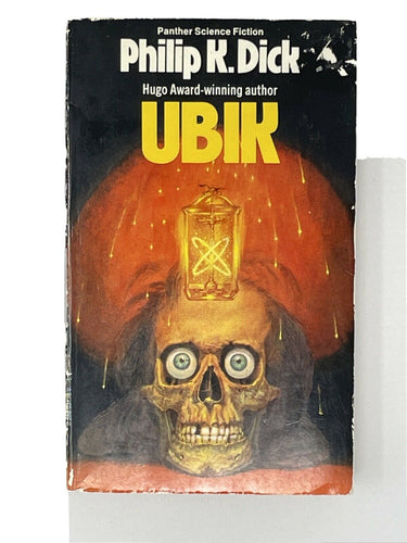 Vintage: Ubik by Philip K. Dick Panther Books (1984)