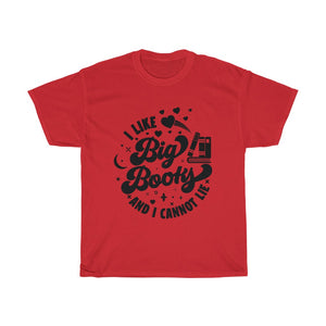 I Like Big Books and I Cannot Lie - Funny Book Lover Unisex T-Shirt