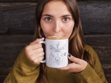 Load image into Gallery viewer, Where I Go - Bookish Mug