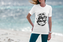 Load image into Gallery viewer, I Like Big Books and I Cannot Lie - Funny Book Lover Unisex T-Shirt