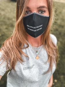 Re-usable protective masks | set of 2