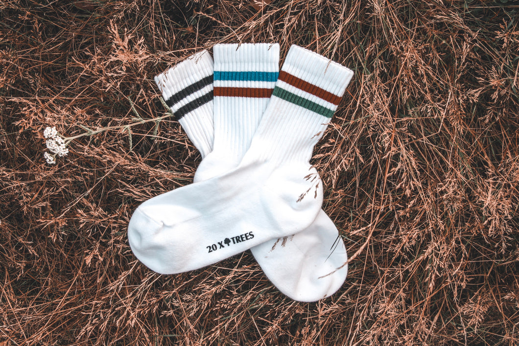 Socks for everyone (set of 3 pairs)