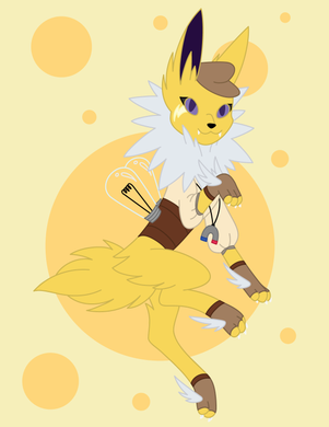 Steampunk Jolteon