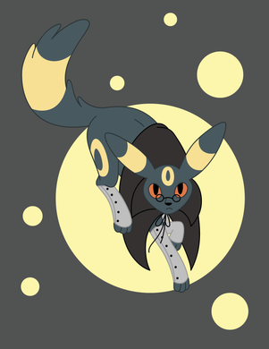 Steampunk Umbreon