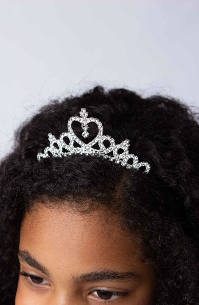 Diamond Tiara Accessories