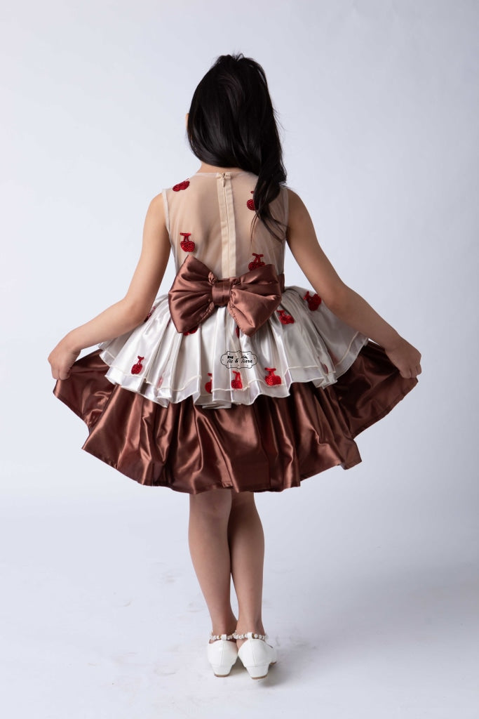 The Cherry Blossom Dress
