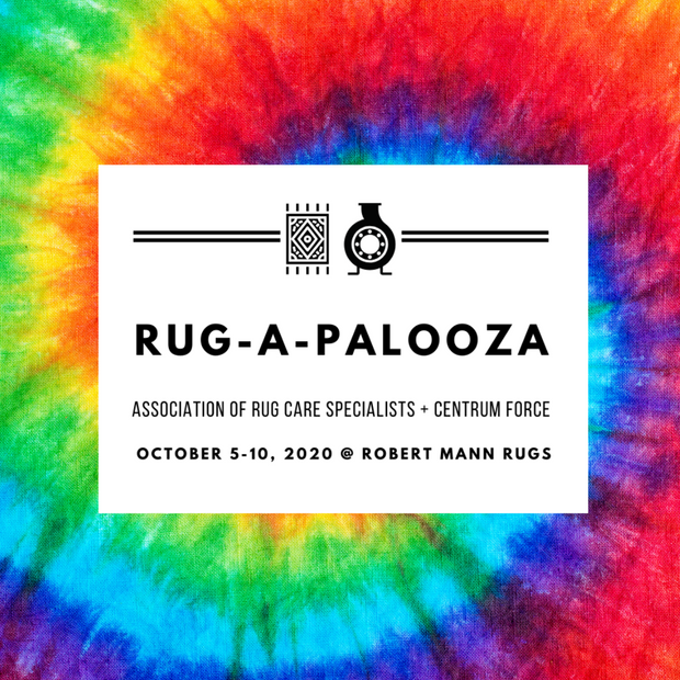 2020/10 - CANCELED - Rug-A-Palooza Full Event (Denver, CO) Non-Member