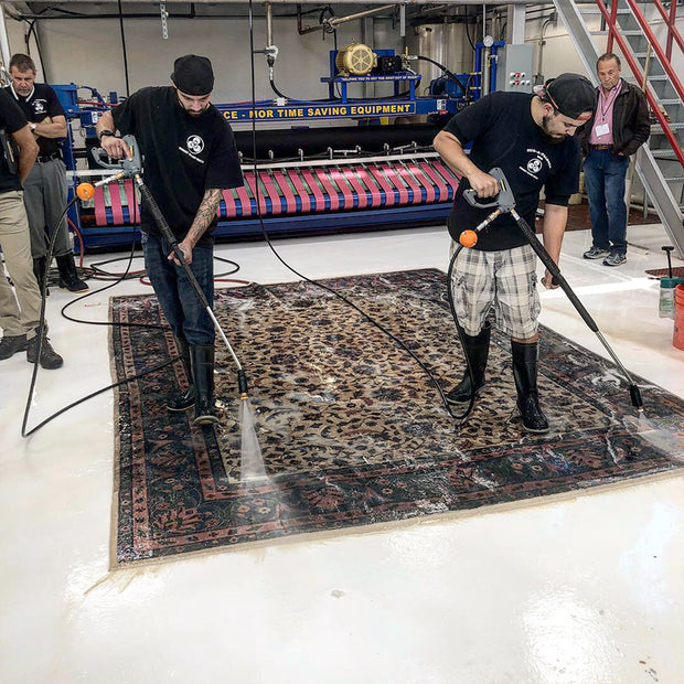 2020/01 - Intermediate In-Plant Rug Cleaning