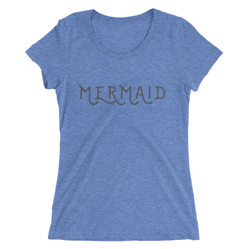 Ladies' Mermaid short sleeve t-shirt