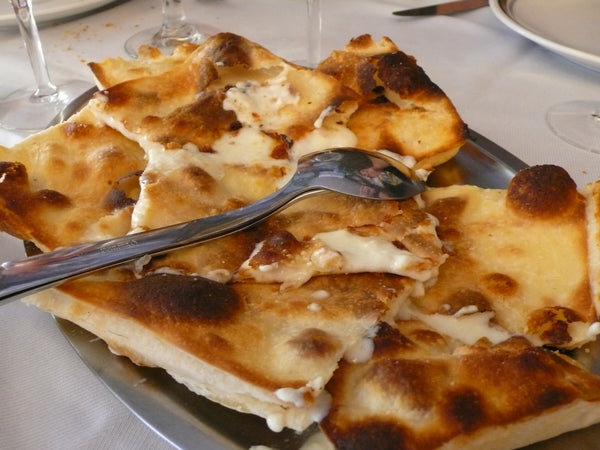 Recco Italy Is The Home of Foccacia Bread