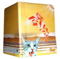 friskies custom notebook by 11:11 enterprises