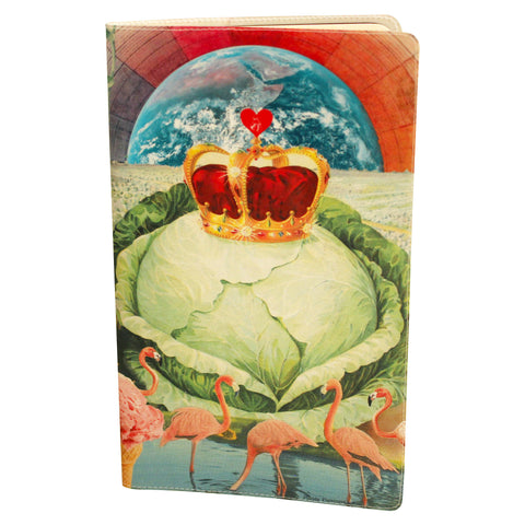 cabbage queen large moleskine notebook
