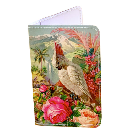 Vacation Bird Business, Credit & ID Card Holder