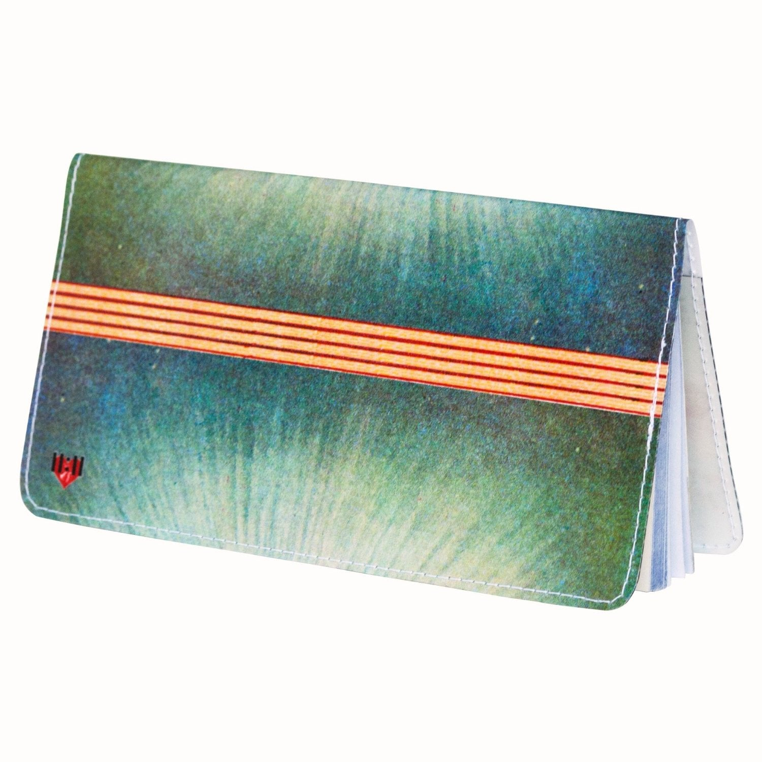White Horse Checkbook Cover