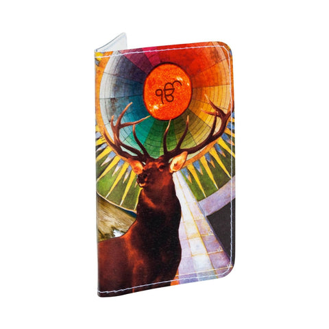 Radiant Buck Business, Credit Card& ID Holder