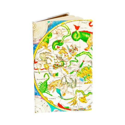 Flamingo Rainbow Paradise Large Moleskine Cahier Notebook