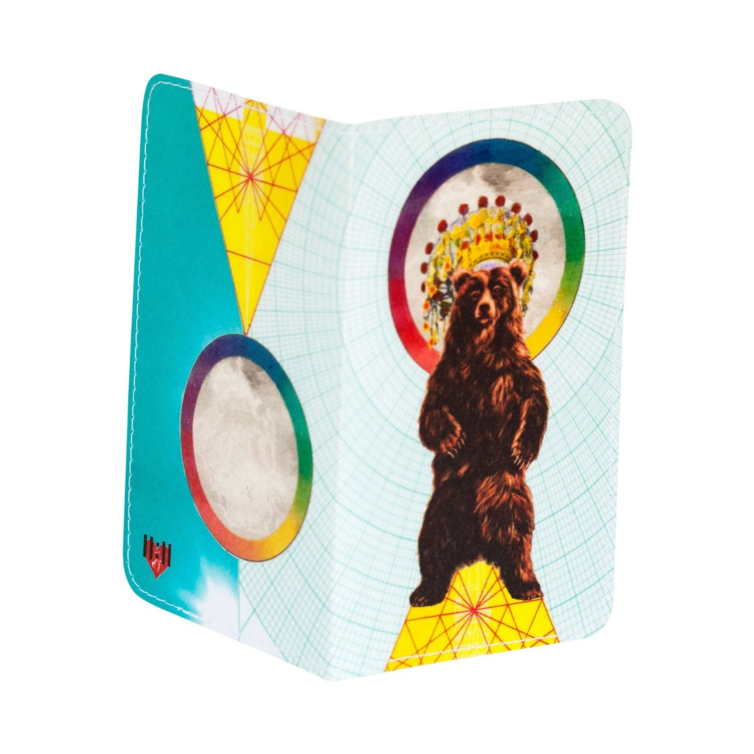 Magical Bear Business, Credit Card& ID Holder