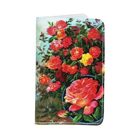 Rose Plants Business, Credit Card& ID Holder