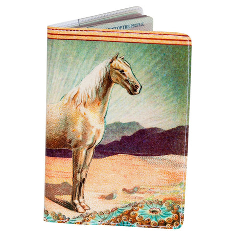 White Horse Passport Holder