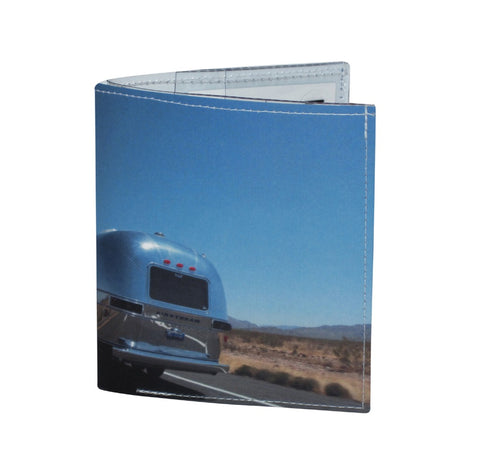 On The Road Again Bi-Fold Photo Wallet