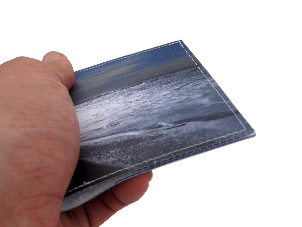 Sea To Shining Sea Bi-Fold Wallet