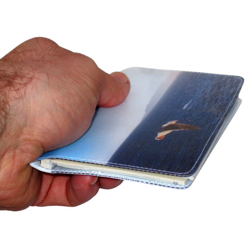 Sea Gull Checkbook Cover