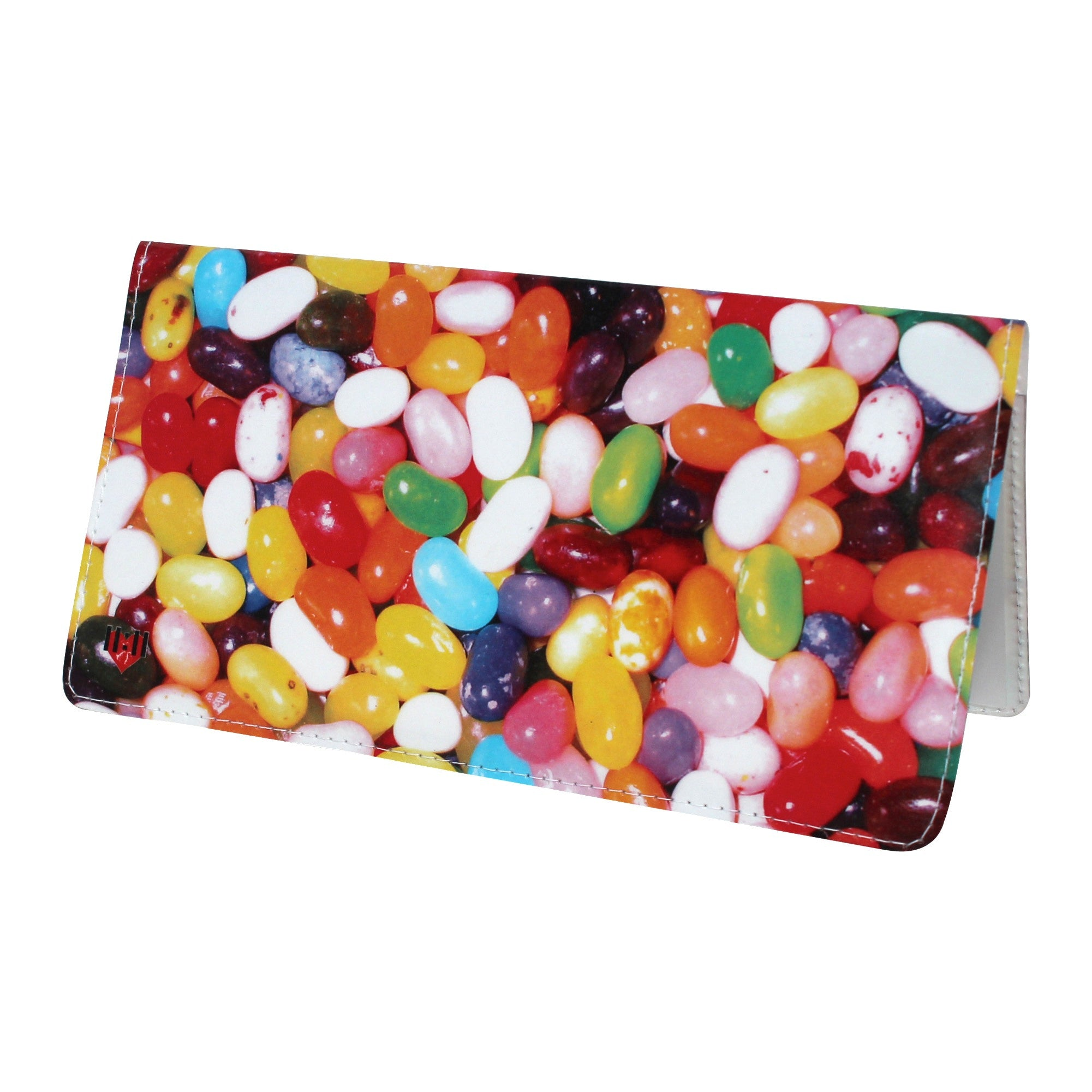 Jelly Beans Checkbook Cover