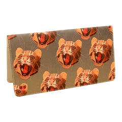 Baby Tiger Cub Checkbook Cover