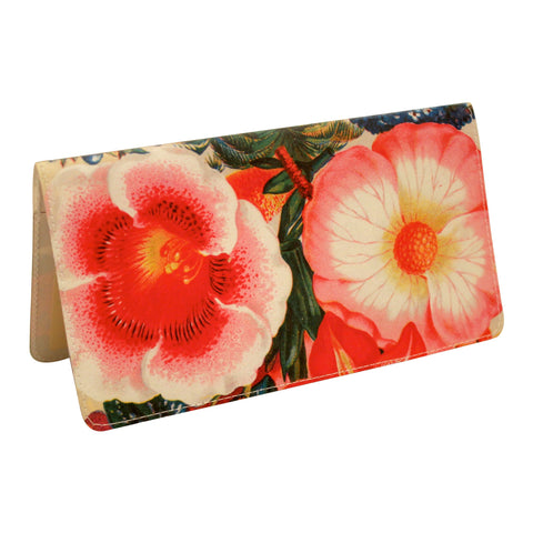 Flower Joy Club Checkbook Cover