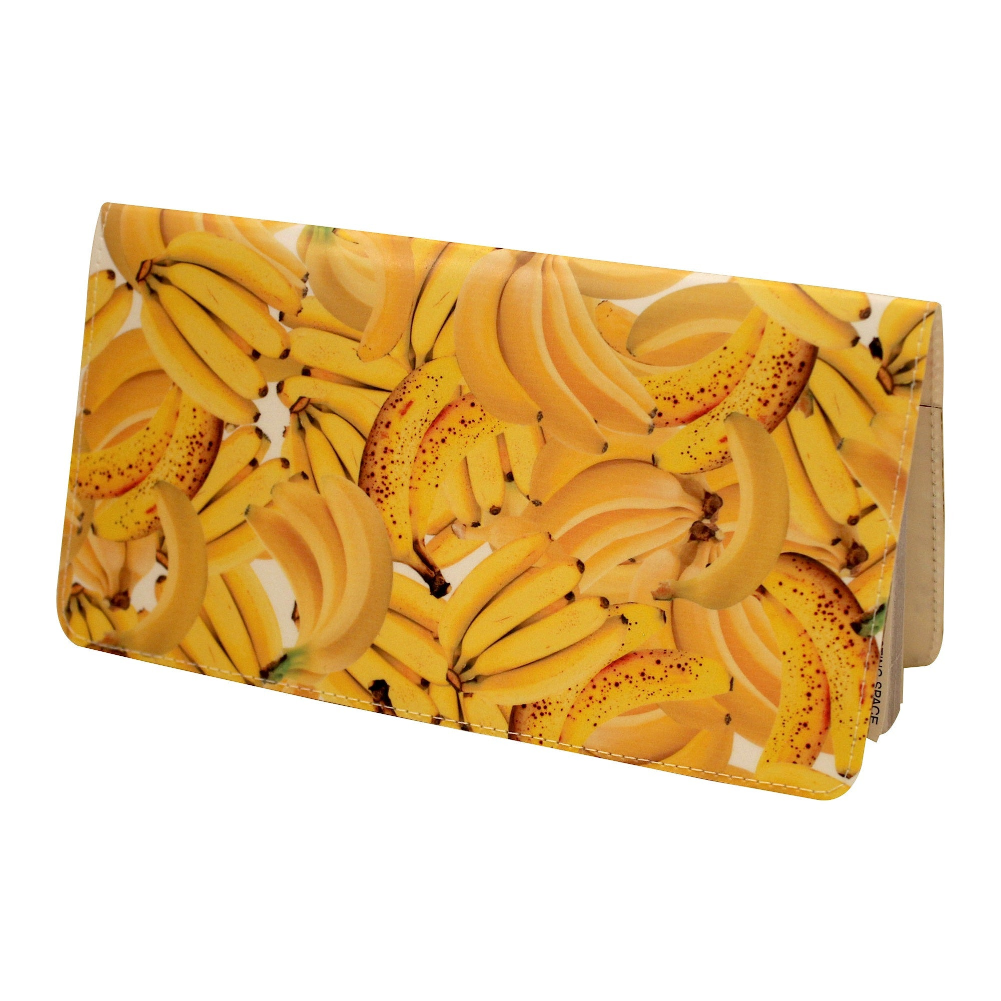 Going Bananas Checkbook Cover