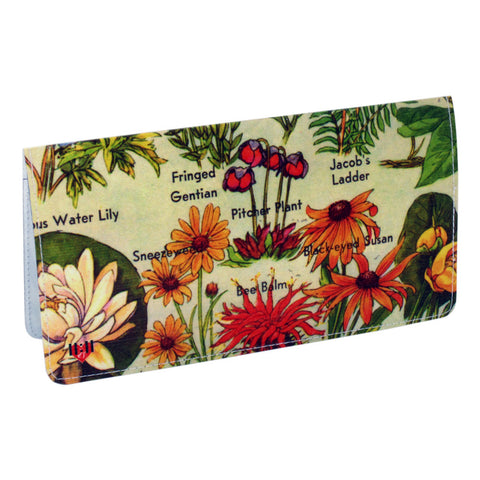 Sunflower Checkbook Cover
