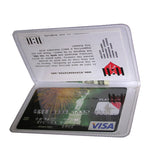 Relax and Enjoy Your Fortune, Business, Credit & ID Card Holder