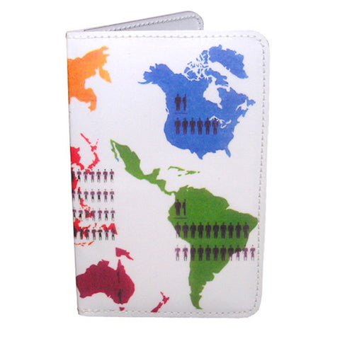 Population Explosion Business, Credit & ID Card Holder