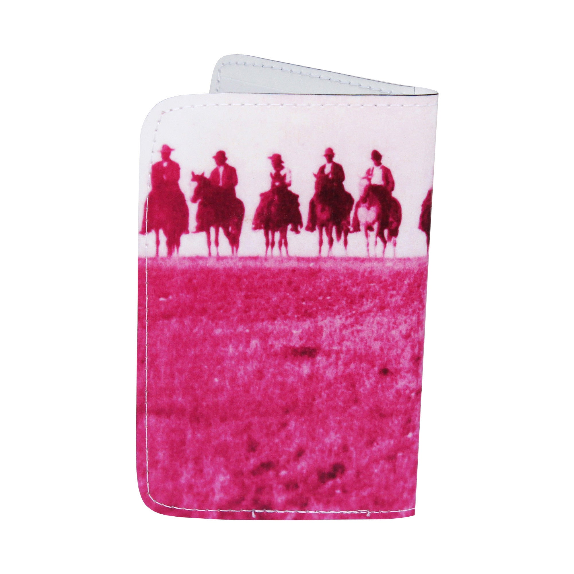 Texas Pink Cowboys Business, Credit & ID Card Holder