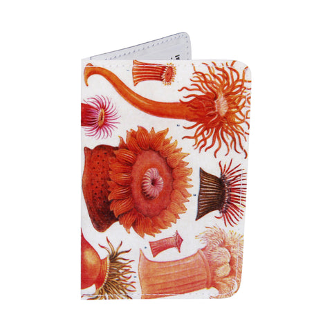 Sea Flower Oceans Business, Credit & ID Card Holder