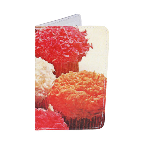 Colorful Cupcakes Business, Credit & ID Card Holder