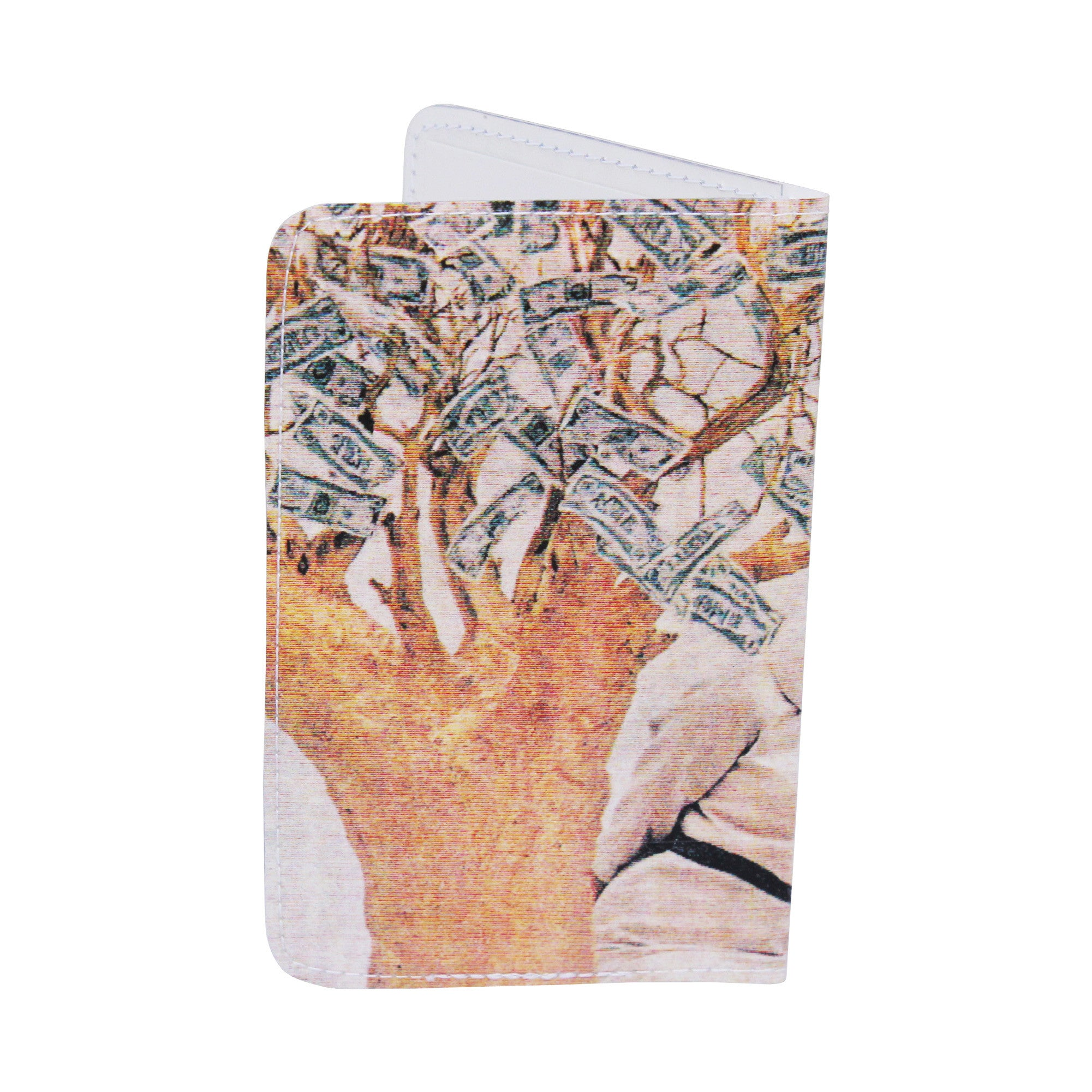 Family Money Tree Business, Credit & ID Card Holder