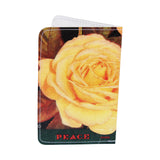 Peace Rose Business, Credit & ID Card Holder