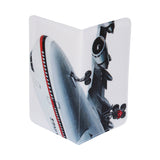 Jet Airliner Business, Credit & ID Card Holder