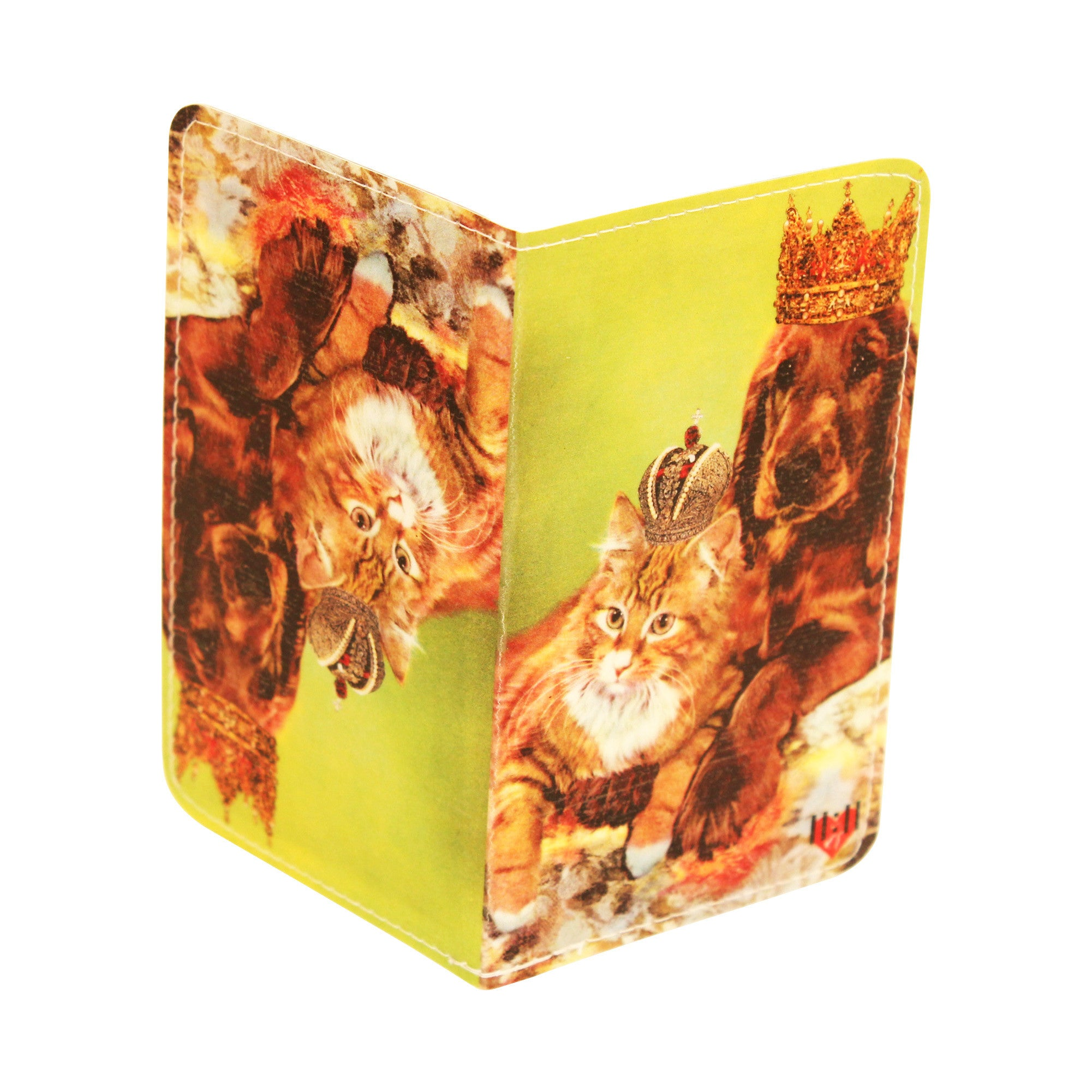 Royal Cat and Dog Business, Credit & ID Card Holder